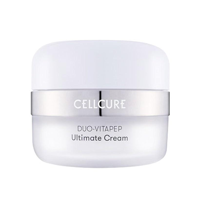 準備した反対する思想Cellcure Duo-Vitapep Ultimate Cream セルキュアデュオヴィータペップクリーム (50ml)
