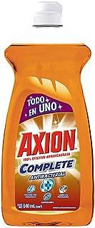 Axion Lavatrastes Complete Antibacterial Líquido, 640 ml