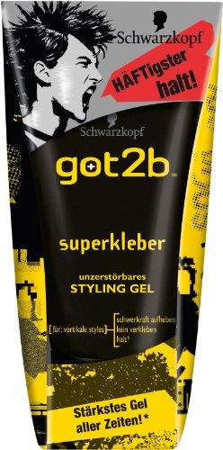 Got2b Gel Superkleber, 1er Pack (1 x 150 ml)
