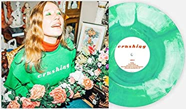 Crushing (Exclusive Club Edition White With Green Starburst Numbered Vinyl)