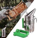 養蜂家のためのステンレス鋼の電気ビーハイブ喫煙はヒートシールドビーハイブ喫煙煙霧機煙出力養蜂機器との噴霧器を煙,A