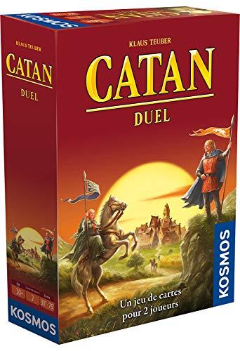 Catan Duel - Asmodee - Jeu de société - Jeu de stratégie - 2