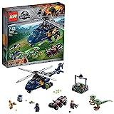 LEGO 75928 Jurassic World Persecución en helicóptero de Blue (Descontinuado por...