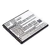 subtel® Batería Premium Compatible con Alcatel One Touch Link Y858 / Y858V / One Touch Pop 3 5', TLi018D1 1600mAh bateria Repuesto Pila