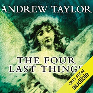 The Four Last Things audiobook cover art