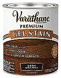 Best Stains - Varathane 358301 Premium Gel Stain, Quart, Dark Walnut Review