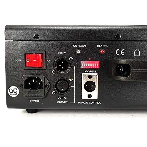 Ibiza Light LSMM-1500W Nebelmaschine Erfahrungen & Preisvergleich