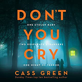 Don't You Cry cover art
