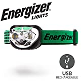 Best Rechargeable Headlamps - Energizer Vision Ultra Rechargeable Headlamp, 6 Modes Review