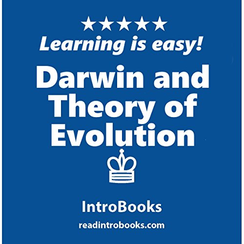 Darwin and the Theory of Evolution audiobook cover art