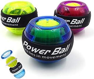 Poign/ée Balle Bras Exerciseur Bonarty Gyroscope Force Musculaire /à Force Bras Gyro