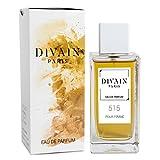 DIVAIN-515, Eau de Parfum pour femme, Spray 100 ml
