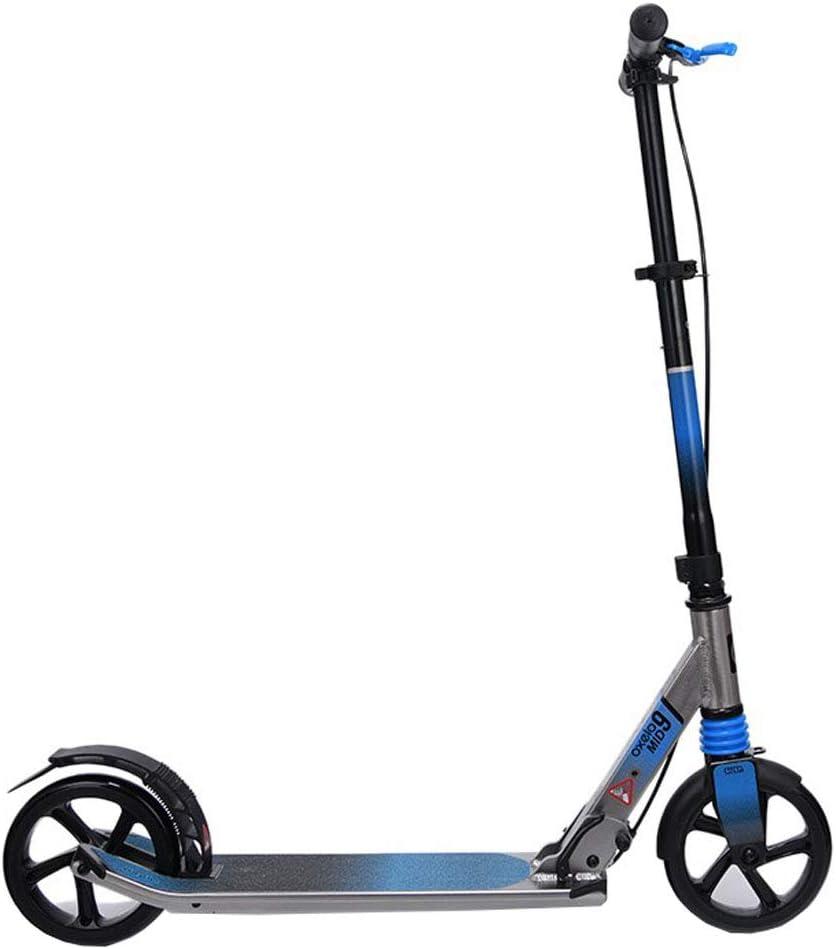 Patinete Scooter Deportes al Aire Libre Freno de Mano ...