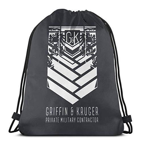 Lawenp Spain Sport Bag Gym Sack Drawstring Backpack