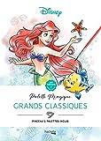 Palette magique Grands classiques Disney - Pinceau & palettes inclus