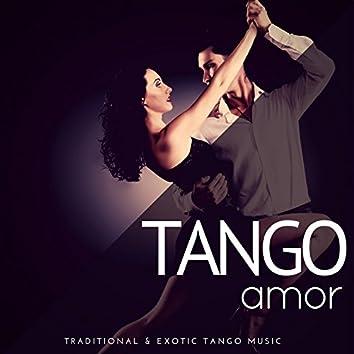 Tango Amor - Traditional and amp; Exotic Tango Music