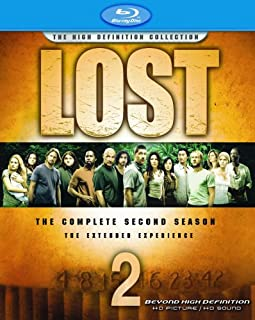Lost - Season 2 - Complete [Blu-ray] (B001Q94TIS) | Amazon price tracker / tracking, Amazon price history charts, Amazon price watches, Amazon price drop alerts