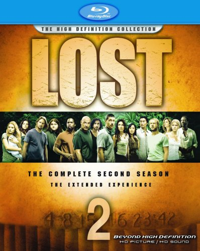 Lost - Season 2 [Blu-ray] [UK Import]