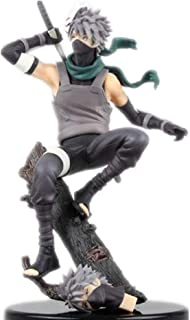 Jaypar Figura Figura de acción de Naruto Figura Hatake Kakashi Anbu Figura Animado