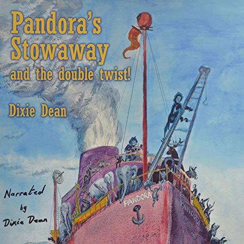 『Pandora's Stowaway』のカバーアート