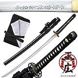 Masahiro Last Samurai Katana Sword with Engraved Blade