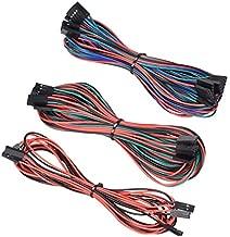 Topsame 1lot 14PCS Complete Wiring Cables Set for 3D Printer Reprap RAMPS 1.4 Endstops Thermistors Motor Littlebits