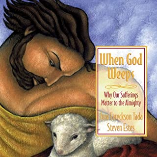 When God Weeps audiobook cover art