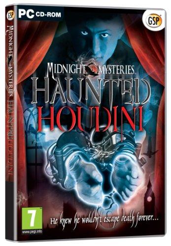 Midnight Mysteries: Haunted Houdini (PC DVD) [Importación inglesa]