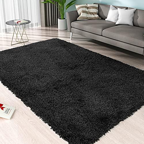 Alfombras De Habitacion Gris Pelo Corto alfombras de habitacion  Marca Vamcheer