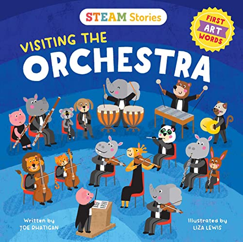 STEAM Stories Visiting the Orchestra: First Art Words
