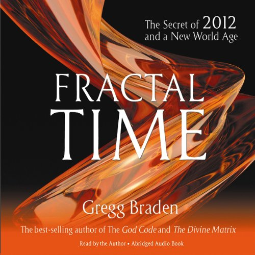 Fractal Time audiobook cover art