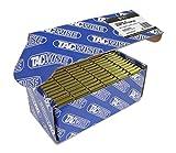 Tacwise 0177 Grapas de Tipo 50 mm, Metalizado, 14 / 50mm, Set de 10000 Piezas