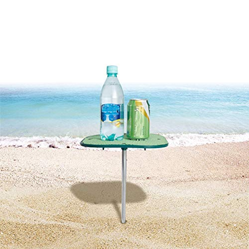 #WEJOY Portable Outdoor Beach Sand Table with No-Slip Surface Prevents Spills and Slips