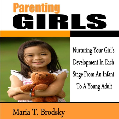 Parenting Girls audiobook cover art