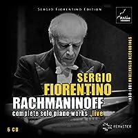 Complete Rachmaninoff