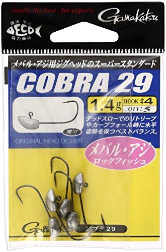 がまかつ(Gamakatsu) バラ コブラ29(NSB) 6-1G