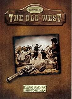 Best legends of the old west games workshop Reviews