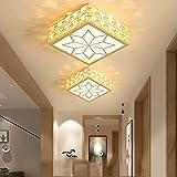 Moderne Kronleuchter Kristall Acryl Deckenleuchte LED Deckenleuchte Dimmbar Deckenleuchte...