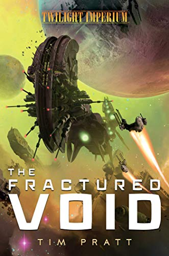 The Fractured Void: A Twilight Imperium Novel (English Edition)