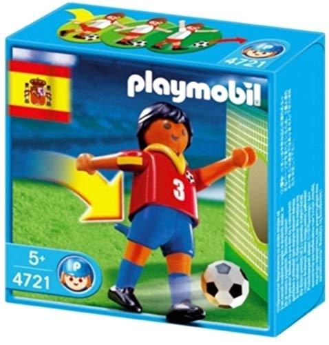 Futbolista España Playmobil (4721)
