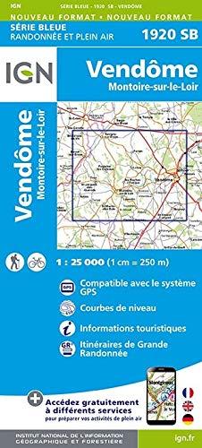 1920sb Vendome/Montoire-Sur-Loir