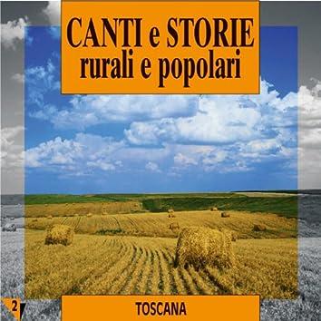 Canti e storie rurali e popolari : Toscana, vol. 2