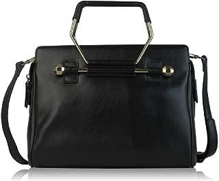 Hexagon Handle Bag