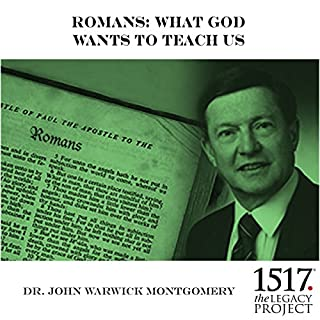 Romans audiobook cover art