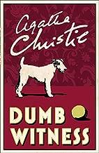 Dumb Witness (Poirot) by Agatha Christie (2015-09-24)