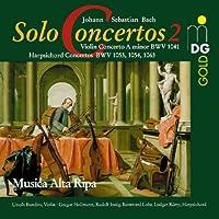 Solo Concertos 2 by BACH J. S.