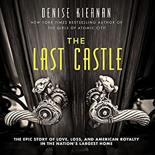 The Last Castle audiobook cover art