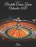 Roulette Casino Game Calendar 2021