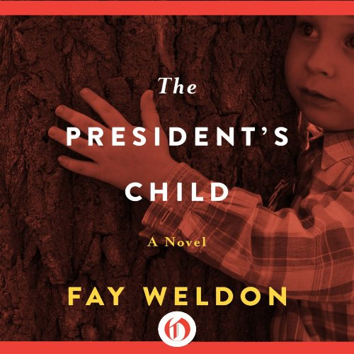 The President's Child audiobook cover art
