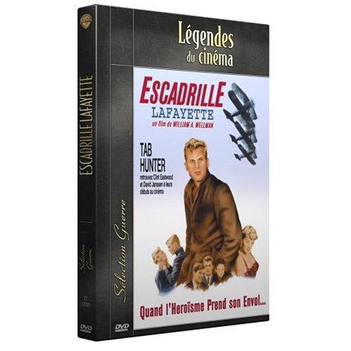 Lafayette Escadrille [Region 2] -  DVD, William A. Wellman, Marcel Dalio